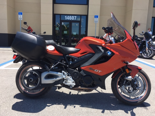 2013 BMW F800 GT 800 GT at Fort Myers