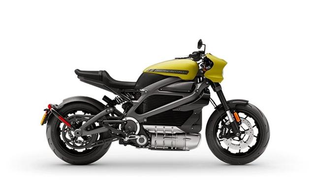 2020 Harley-Davidson Electric LiveWire at Outlaw Harley-Davidson