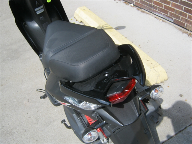 2018 KYMCO Super 8 150 at Brenny's Motorcycle Clinic, Bettendorf, IA 52722
