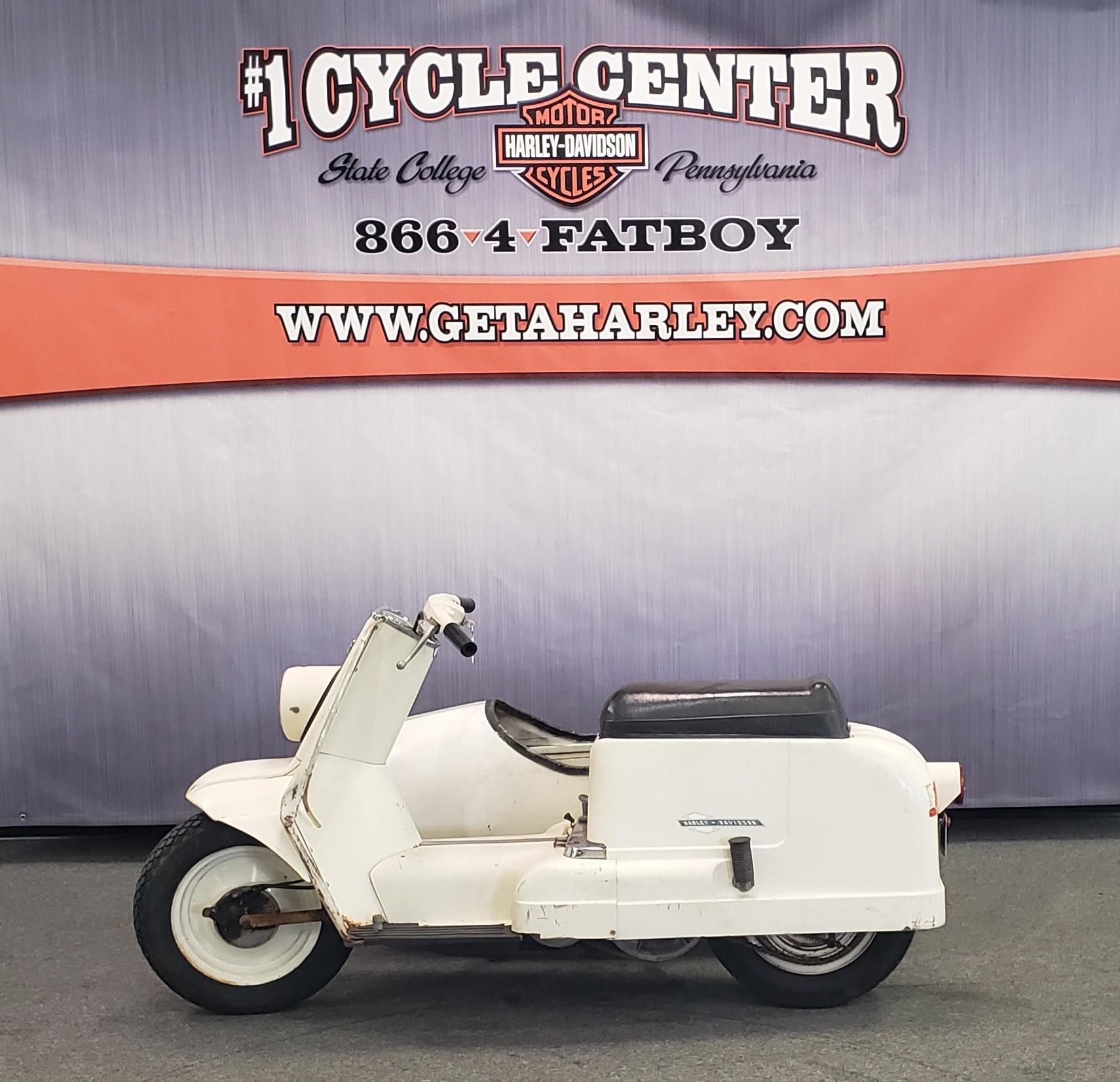 1965 Harley-Davidson TOPPER W SIDECAR at #1 Cycle Center Harley-Davidson