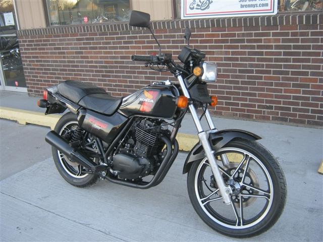 1982 Honda Ascot FT500 at Brenny's Motorcycle Clinic, Bettendorf, IA 52722