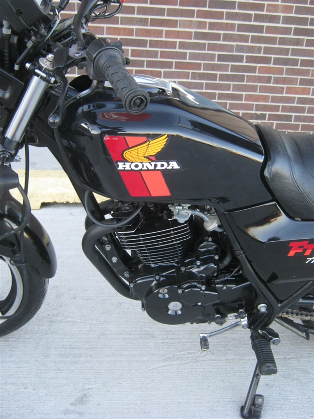 1982 Honda Ascot FT500 at Brenny's Motorcycle Clinic, Bettendorf, IA 52722