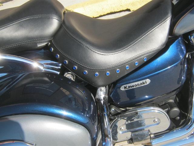 2008 Kawasaki VN1600 Vulcan Nomad at Brenny's Motorcycle Clinic, Bettendorf, IA 52722