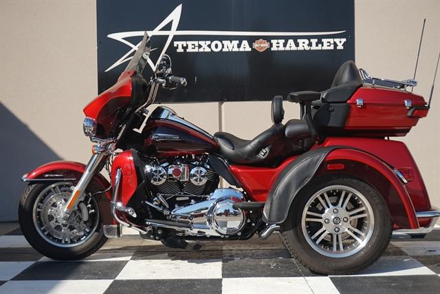 2018 Harley-Davidson Trike Tri Glide Ultra at Texoma Harley-Davidson
