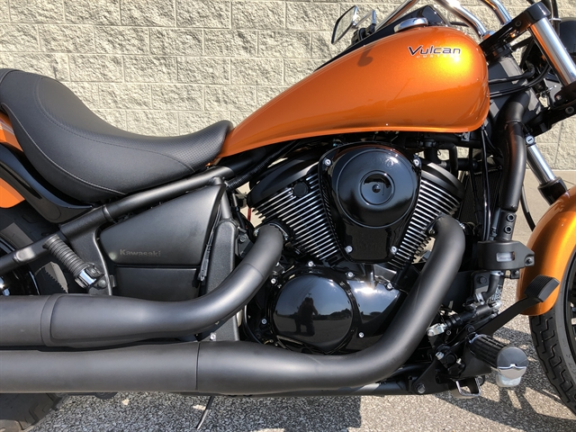 2012 Kawasaki Vulcan® 900 Custom Special Edition at Indian Motorcycle of Northern Kentucky