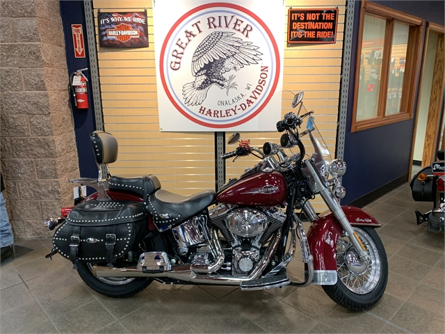 2006 Harley-Davidson Softail Heritage at Great River Harley-Davidson