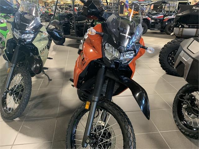 2022 Kawasaki KLR 650 ABS at Star City Motor Sports