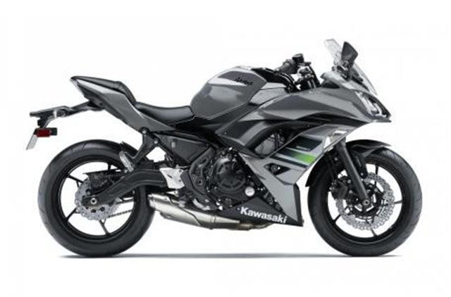 2018 Kawasaki Ninja 650 Base at Kawasaki Yamaha of Reno, Reno, NV 89502