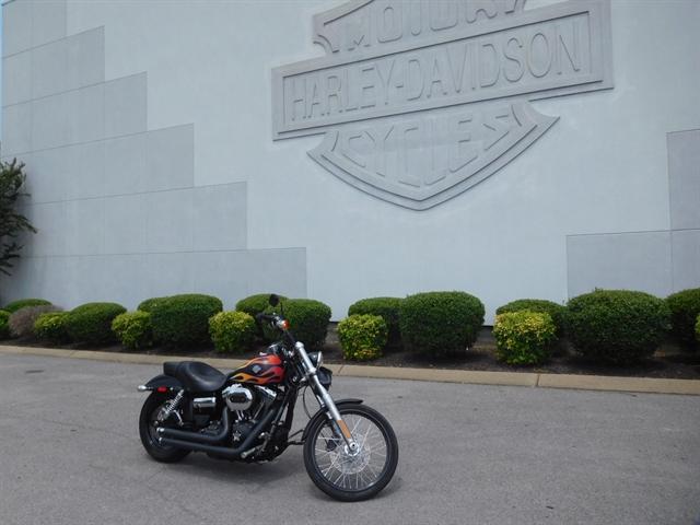 2017 Harley-Davidson Dyna Wide Glide at Bumpus H-D of Murfreesboro