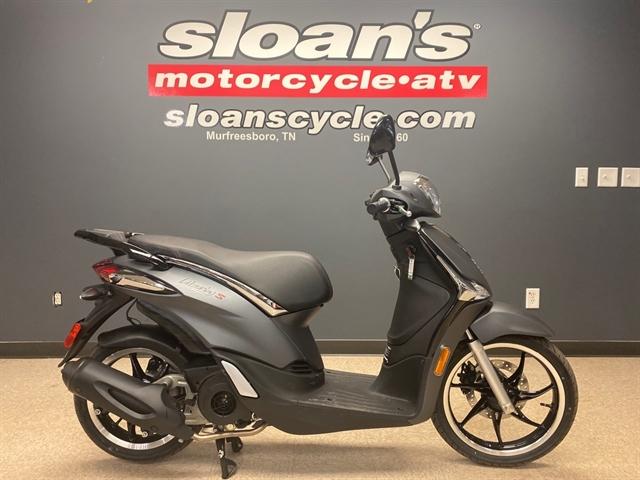 2020 Piaggio LIBERTY 150 SPORT IGET LIBERTY 150 S IGET at Sloans Motorcycle ATV, Murfreesboro, TN, 37129