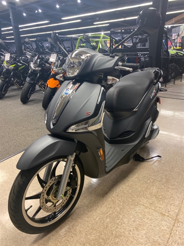 2020 Piaggio Liberty S 150 at Sloans Motorcycle ATV, Murfreesboro, TN, 37129