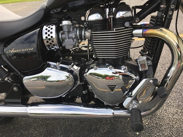 2013 Triumph America Base at Randy's Cycle, Marengo, IL 60152