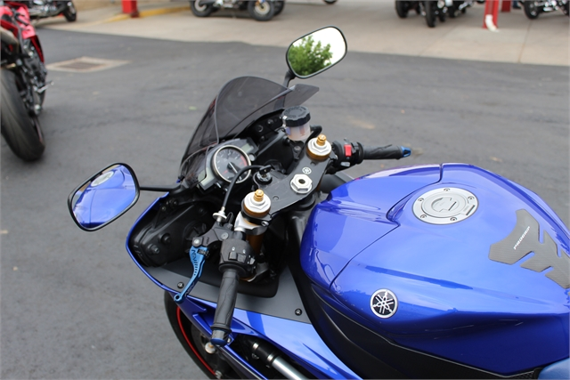 2009 Yamaha YZF R6 at Aces Motorcycles - Fort Collins