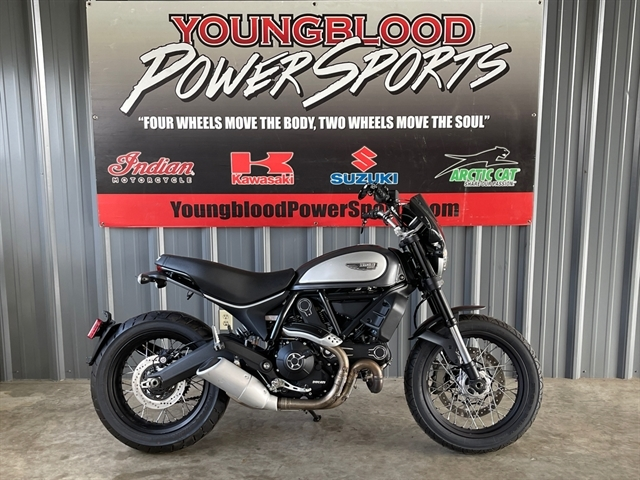 2018 Ducati Scrambler Classic at Youngblood RV & Powersports Springfield Missouri - Ozark MO