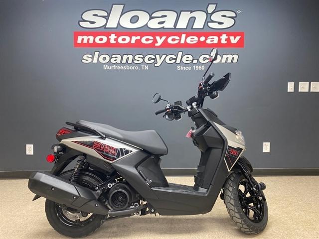 2018 Yamaha Zuma 125 at Sloans Motorcycle ATV, Murfreesboro, TN, 37129