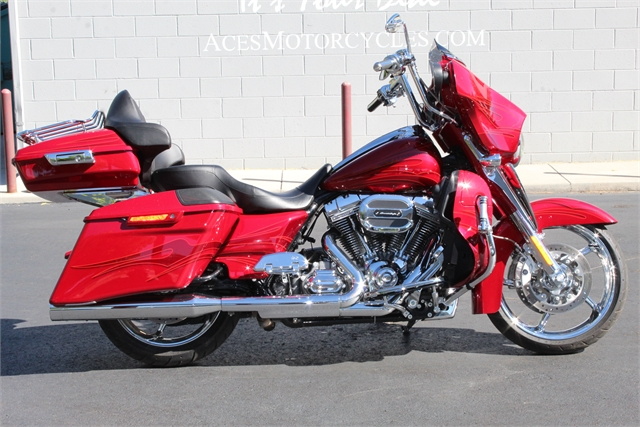 2016 Harley-Davidson Street Glide CVO Street Glide at Aces Motorcycles - Fort Collins