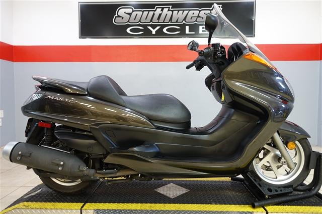 2009 Yamaha Majesty 400 at Southwest Cycle, Cape Coral, FL 33909