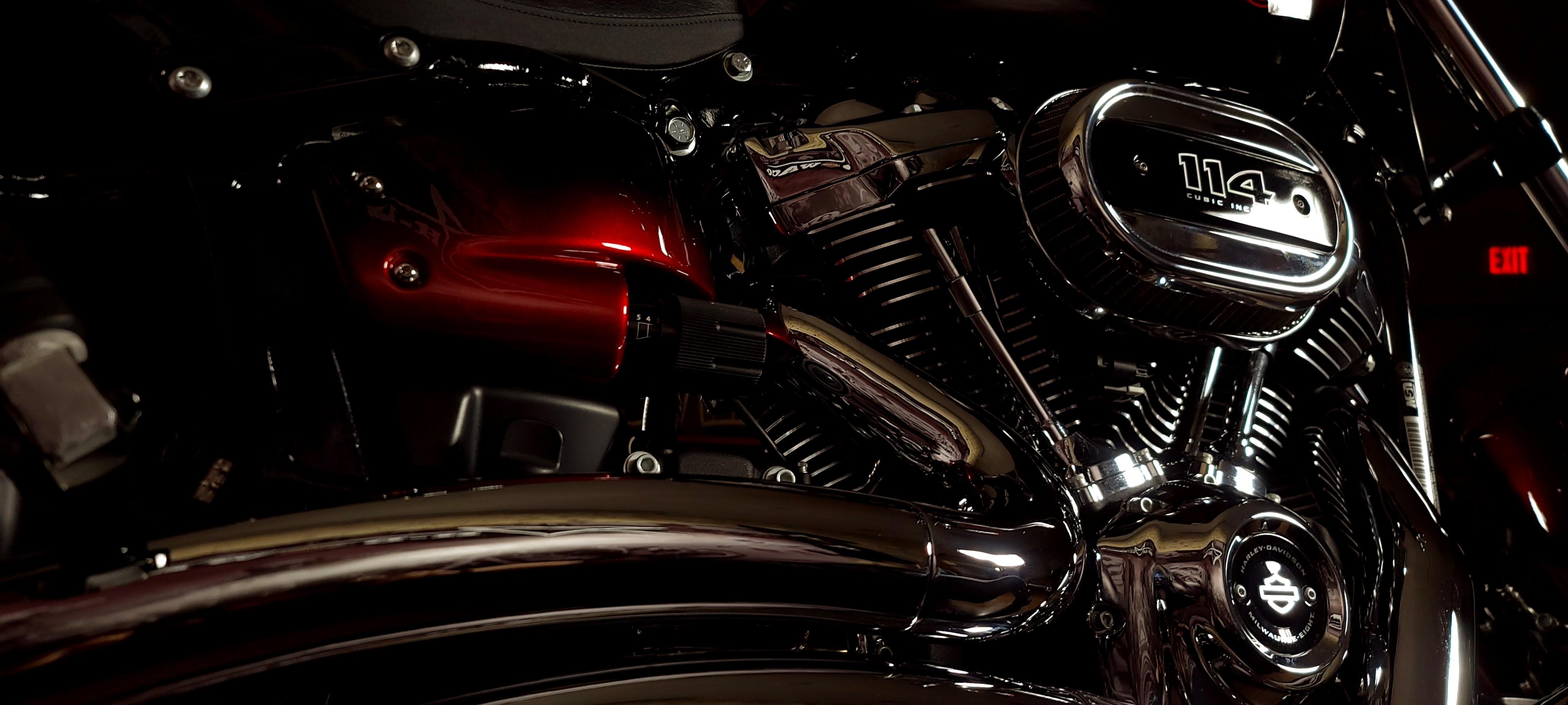 2018 Harley-Davidson Softail Breakout 114 at Harley-Davidson of Waco