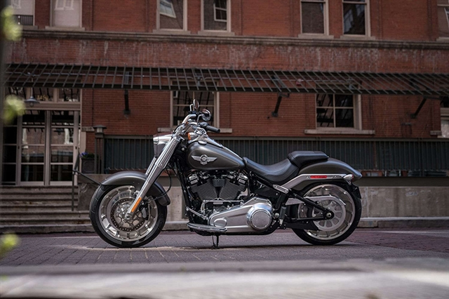 2019 Harley-Davidson Softail Fat Boy® at Thunder Harley-Davidson