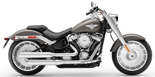2019 Harley-Davidson Softail Fat Boy® at Thunder Harley-Davidson