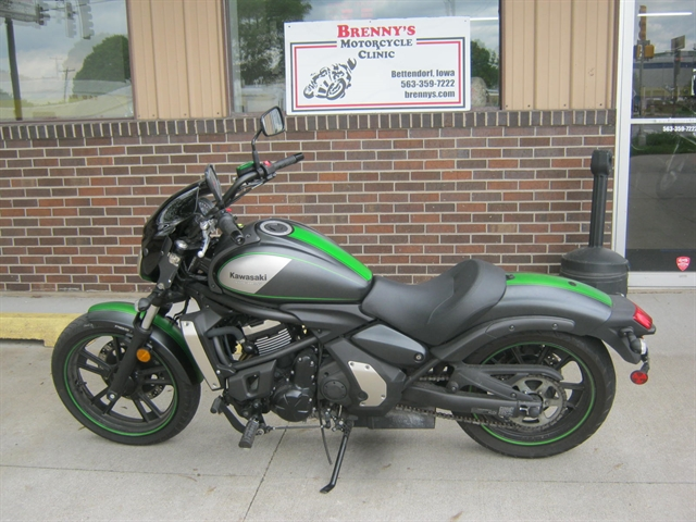 2016 Kawasaki Vulcan S ABS Cafe at Brenny's Motorcycle Clinic, Bettendorf, IA 52722