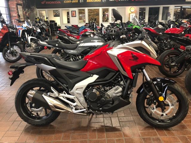 2021 Honda NC750X Base at Wild West Motoplex