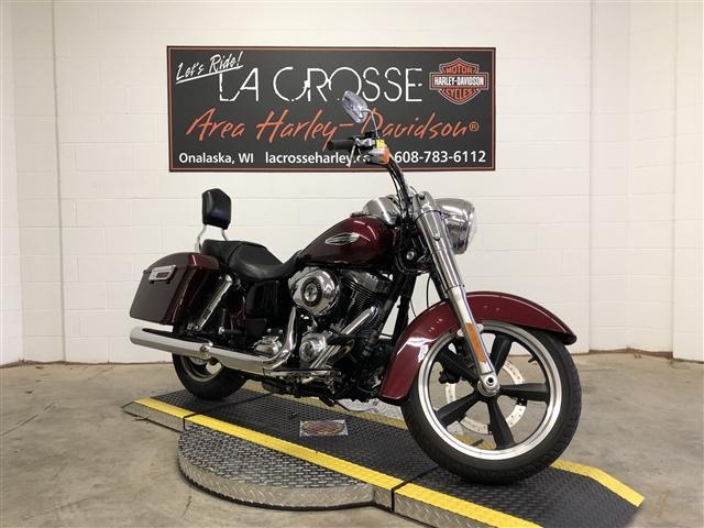 2015 Harley-Davidson Dyna Switchback at La Crosse Area Harley-Davidson, Onalaska, WI 54650