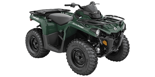 2021 Can-Am Outlander DPS 450 at Shreveport Cycles