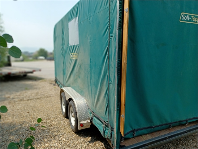 2006 PJ TRAILERS Enclosed 16 foot at Power World Sports, Granby, CO 80446