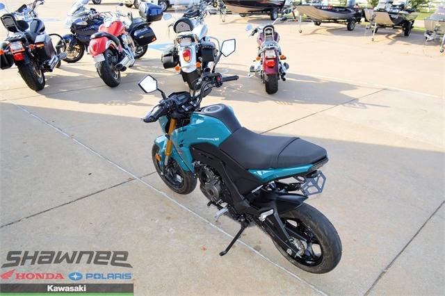 2021 Kawasaki Z125 PRO Base at Shawnee Honda Polaris Kawasaki