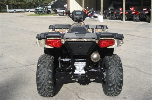 2019 Polaris Sportsman 570 EPS PPC-Polaris Pursuit Camo at Fort Fremont Marine, Fremont, WI 54940