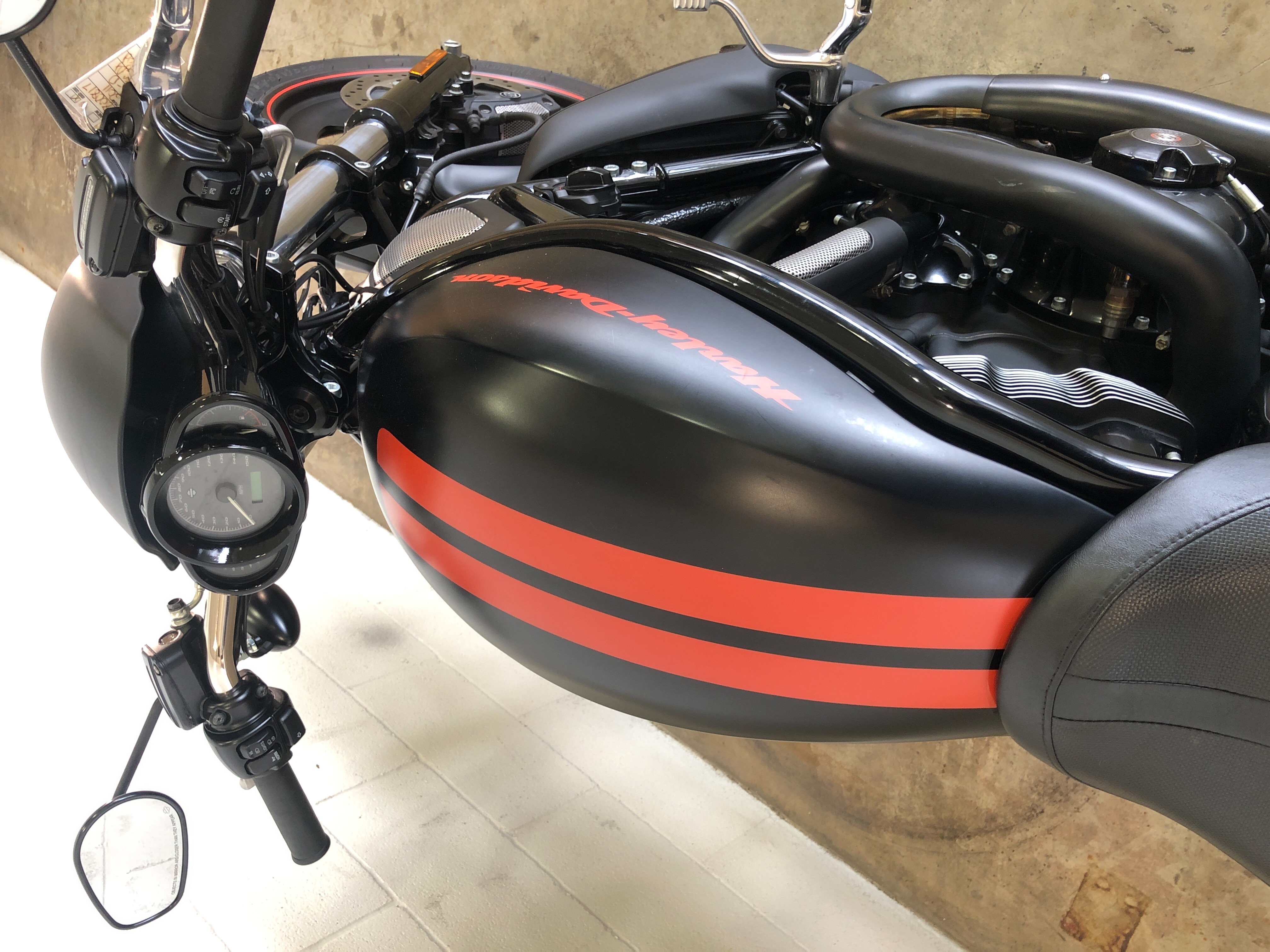 2011 Harley-Davidson VRSC Night Rod Special at Twisted Cycles
