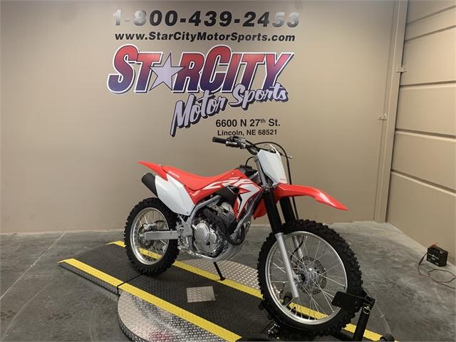2021 Honda CRF 250F at Star City Motor Sports
