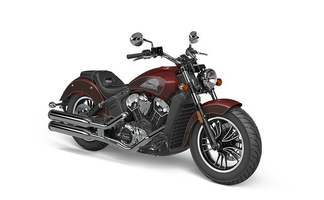2021 Indian Scout Scout - ABS at Pikes Peak Indian Motorcycles