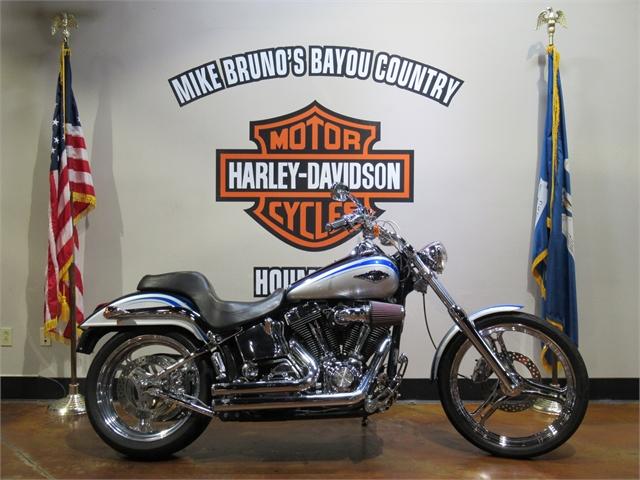 2001 Harley-Davidson FXSTDI at Mike Bruno's Bayou Country Harley-Davidson