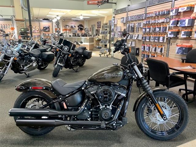 2020 Harley-Davidson Softail Street Bob at Destination Harley-Davidson®, Silverdale, WA 98383
