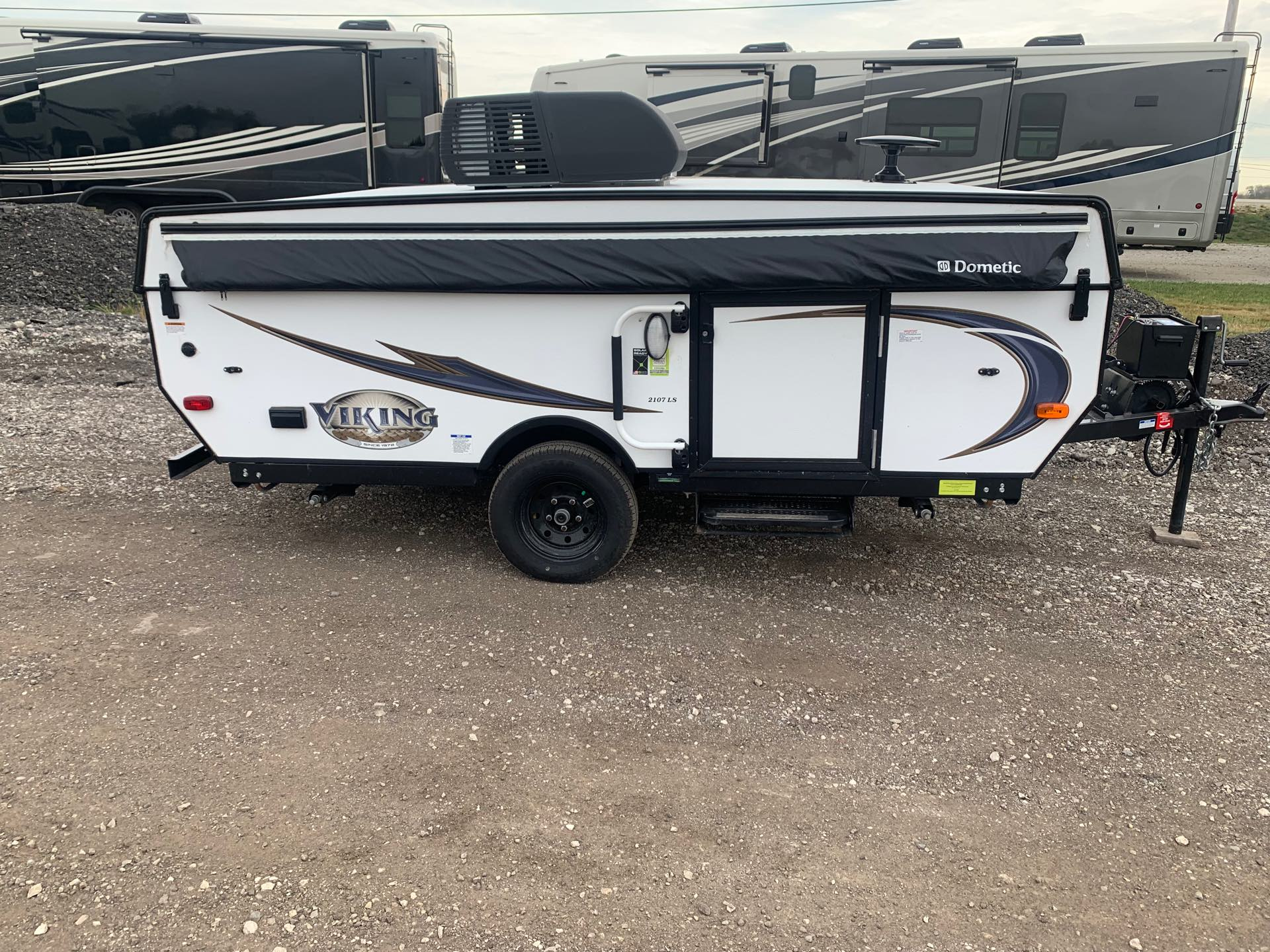 2018 Coachmen Viking LS 2107 LS at Prosser's Premium RV Outlet