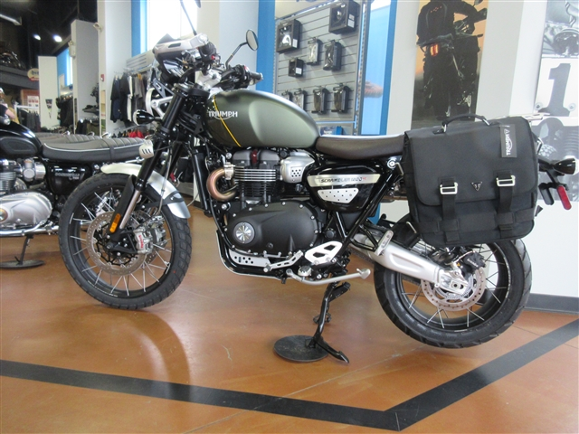 2019 Triumph Scrambler 1200 XC SHOWCASE at Yamaha Triumph KTM of Camp Hill, Camp Hill, PA 17011