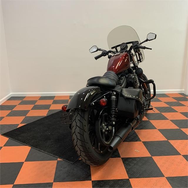 2017 Harley-Davidson Sportster Iron 883 at Harley-Davidson of Indianapolis