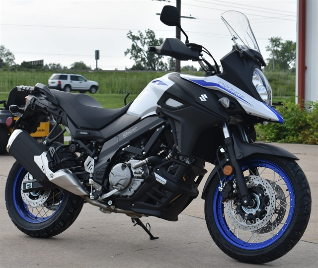 2019 Suzuki V-Strom 650 XT at Lincoln Power Sports, Moscow Mills, MO 63362