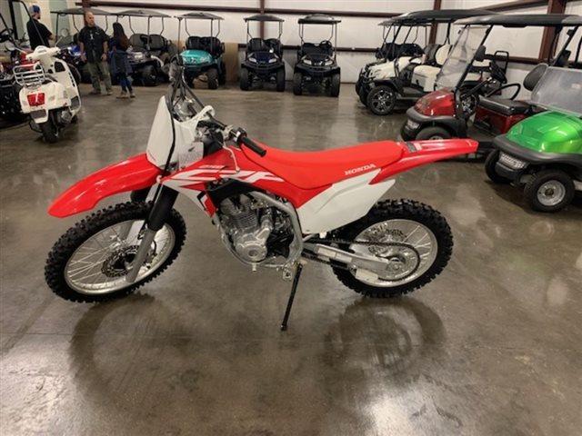 2021 Honda CRF250F 250F at Powersports St. Augustine