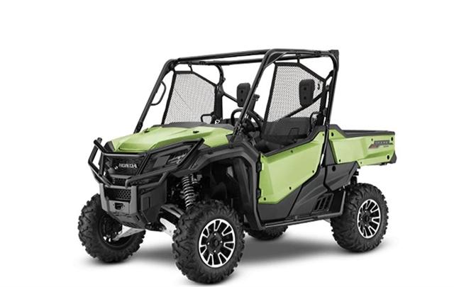 2021 Honda Pioneer 1000 Pioneer 1000 Limited Edition at ATV Zone, LLC