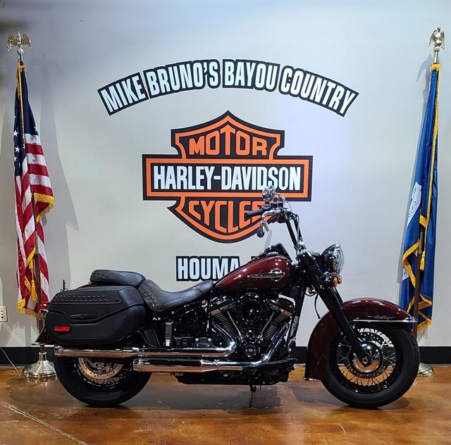 2018 Harley-Davidson Softail Heritage Classic at Mike Bruno's Bayou Country Harley-Davidson