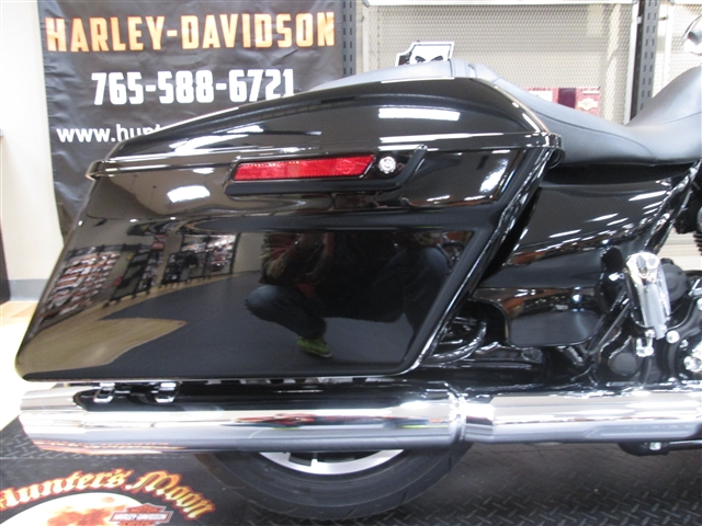 2019 Harley-Davidson Street Glide Base at Hunter's Moon Harley-Davidson®, Lafayette, IN 47905
