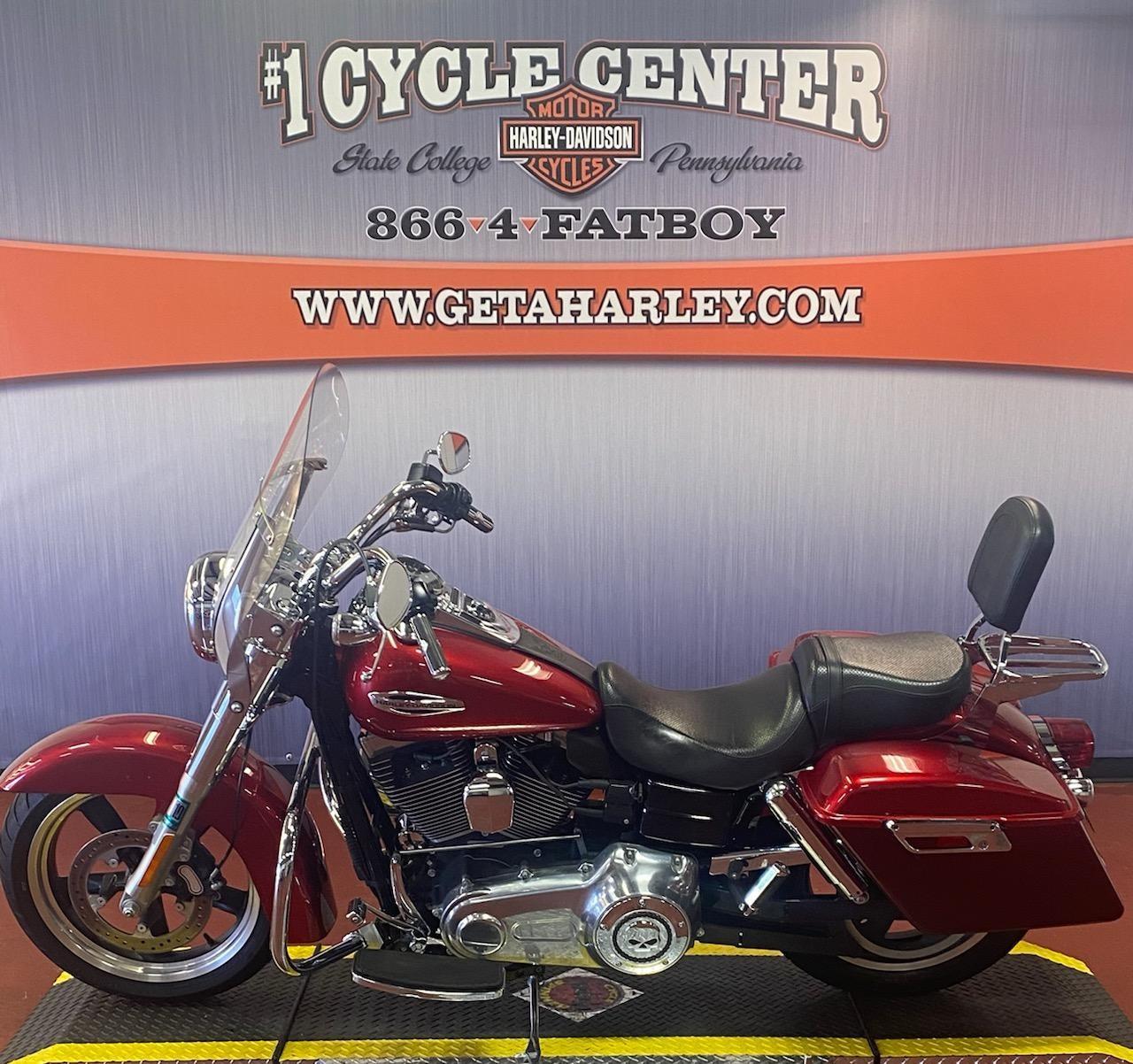 2012 Harley-Davidson Dyna  Switch-back FLD-103 Switchback at #1 Cycle Center Harley-Davidson