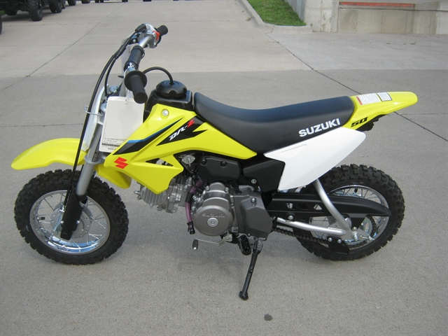 2020 Suzuki DR-Z50 at Brenny's Motorcycle Clinic, Bettendorf, IA 52722