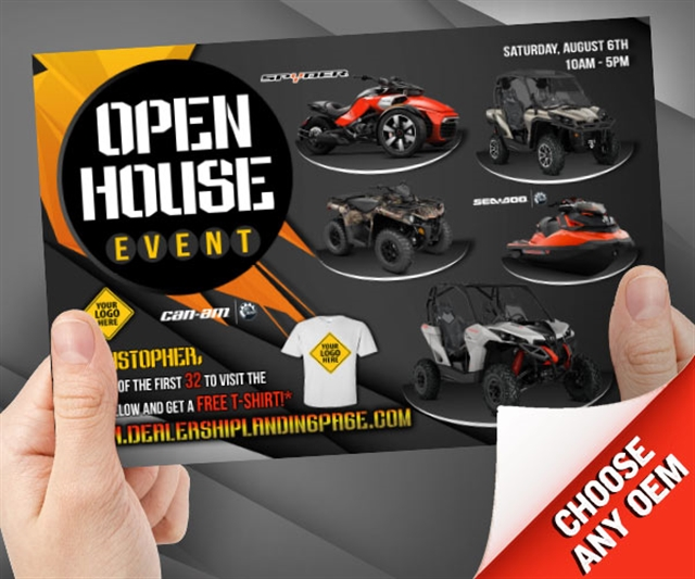 Open House Powersports at PSM Marketing - Peachtree City, GA 30269