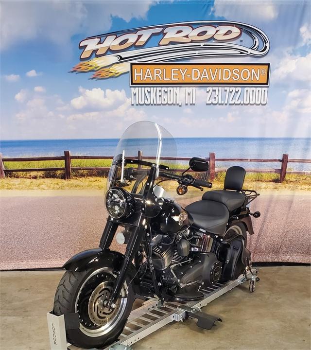2012 Harley-Davidson Softail Fat Boy Lo at Hot Rod Harley-Davidson