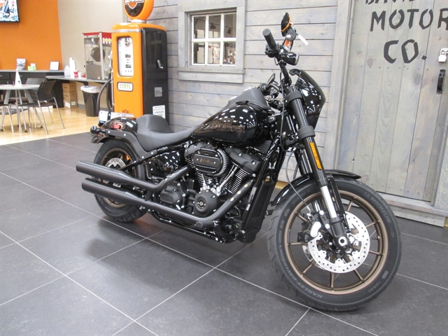 2020 Harley-Davidson Softail Low Rider S at Hunter's Moon Harley-Davidson®, Lafayette, IN 47905