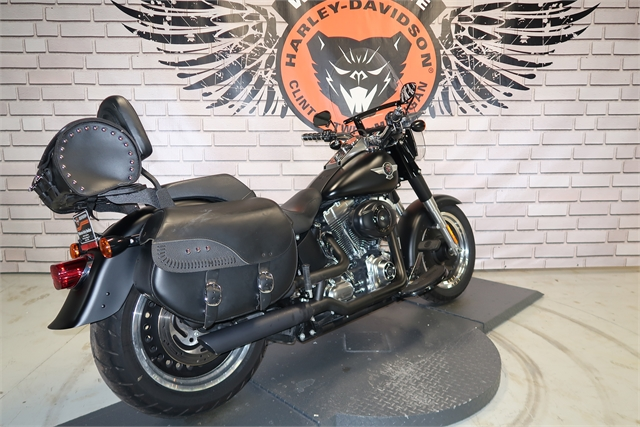 2010 Harley-Davidson Softail Fat Boy Lo at Wolverine Harley-Davidson